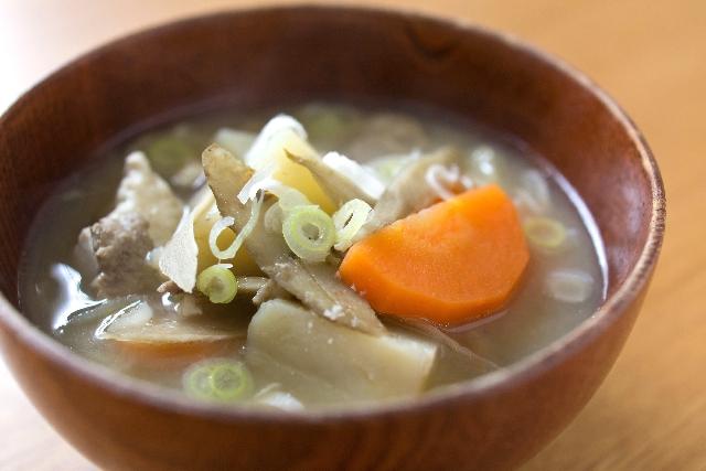 冬にぴったりの「けんちん汁」実は○○県の郷土料理だった!