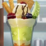 【おいしいアニメ】店長が仕事放棄でパフェ食べまくり!なファミレスって…?