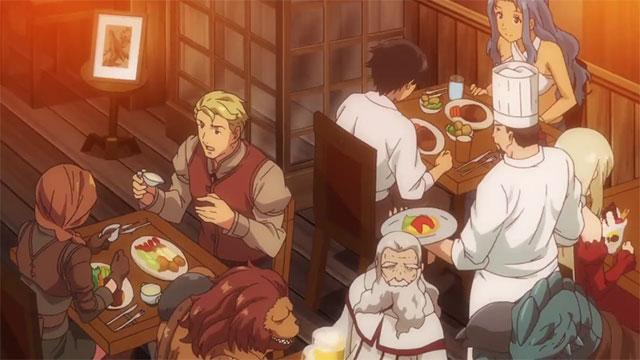 『異世界食堂』は2017年夏最高の飯テロアニメ!様々な種族に愛される逸品、続々。