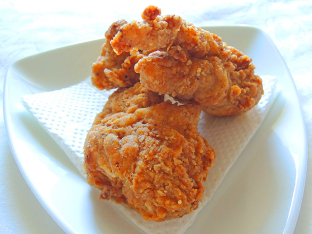 海外ドラマ『デビアスなメイドたち』に登場・KFC風フライドチキン作ってみた