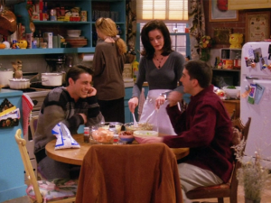 感謝祭には食べ比べ!ドラマ「フレンズ」とアメリカのマッシュポテト