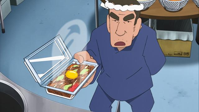 人を動かす原動力は、食欲!鑑賞前に焼きそばの準備必須なクレしんアニメ映画