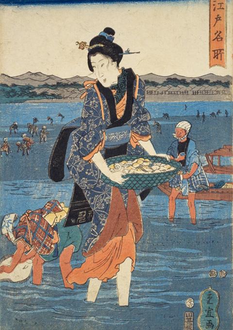 気分は鬼平犯科帳? アサリ・アオヤギ…春の旬な貝で江戸の味を楽しもう