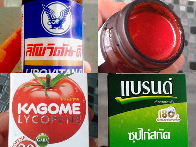 【タイ在住レポ】その種類は多種多様!タイの栄養ドリンクってどんなもの?