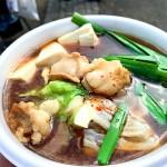 蒸し牡蠣・マンゴーソフト・モツ鍋ラーメン「九州観光・物産フェア」で色々食べてきた!